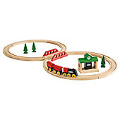 Brio Classic Figure 8 set Wooden Toy
