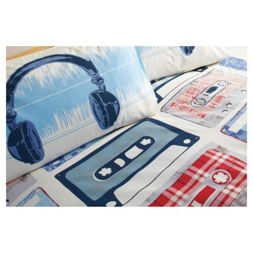 Music Kingsize Size Duvet Cover Set