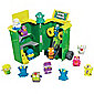 The Trash Pack Mini Play Set - Wheelie Bin Slime Chute