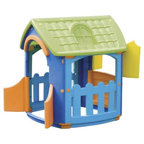 Palplay Kids' Outdoor Shed Playhouse