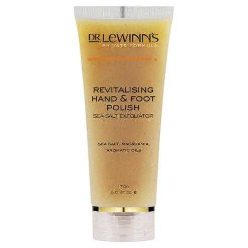 Dr Lewinns Hand & Foot Revitalising Polish 170G