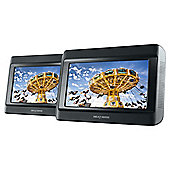 "Nextbase Click & Go 9"" Twin Screen Portable DVD Player"