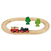 Brio Little Forest Train Starter Set Wooden Toy