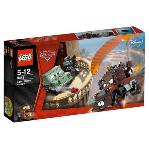 LEGO Disney Cars Agent Mater's Escape 9483