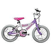 "Sunbeam Flutter 16"" Girls' Bike designed by Raleigh"