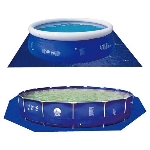 Tesco 10ft Swimming Pool Ground Cloth