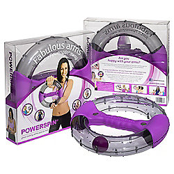 Powerball Powerspin Exerciser, Purple