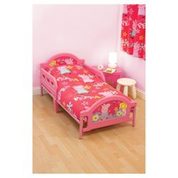 Character World Toddler Bed, Peppa Pig