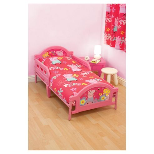 Buy Character World Toddler Bed Peppa Pig From Our Peppa