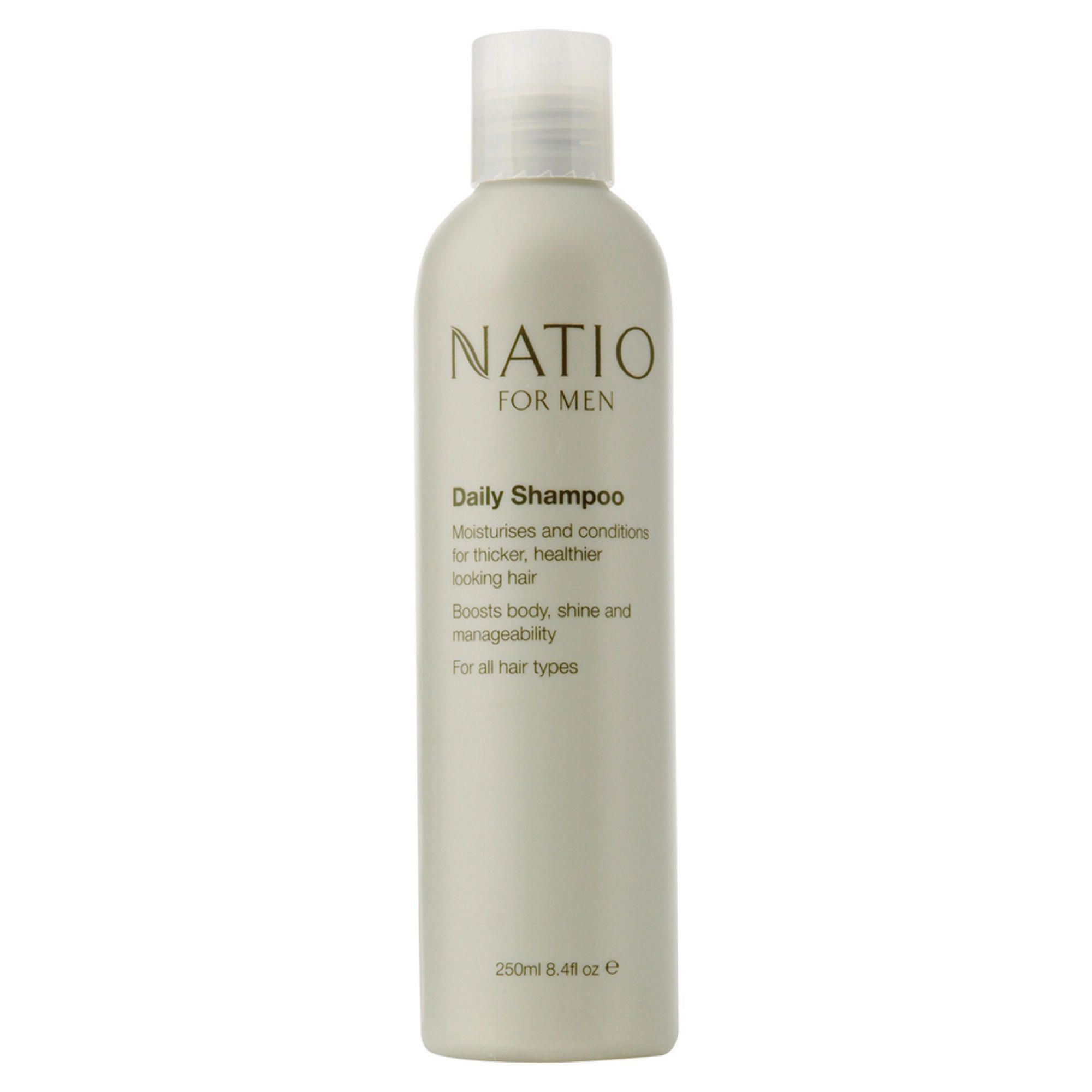 Natio Natio For Men Daily Shampoo