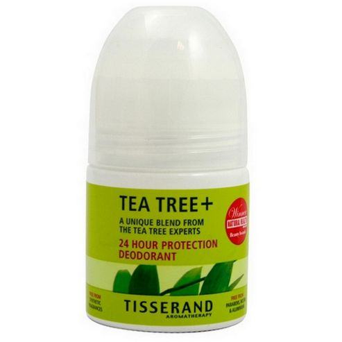 Tisserand Tea-Tree, Lemon & Rosemary Deodorant