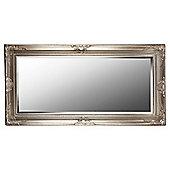 Harrow Leaner Mirror Silver 68 34
