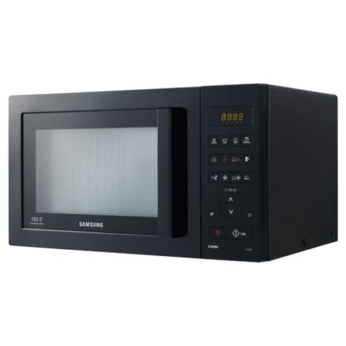 Samsung CE107V-B 28L 900W Combination Microwave With Grill & Convection Oven - Black