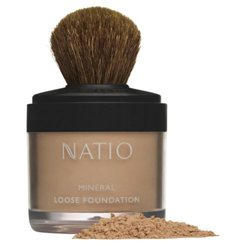 Natio Mineral Loose Foundation Sunset