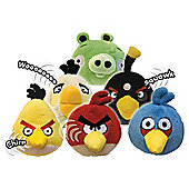 "Angry Birds Talking Birds 4"" Soft Toy Toy"