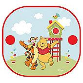 Winnie The Pooh Car Side Shades 2 PK