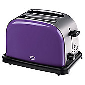 Swan ST14010PURP 2 Slice Toaster - Purple