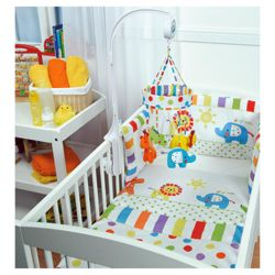 Buy Red Kite Cosi Cot Jungle Bedding Set from our Baby Bedding ...