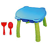 Sand & Water Play Table With Accessories