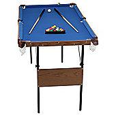 Debut Sport 4ft6in Pool Table