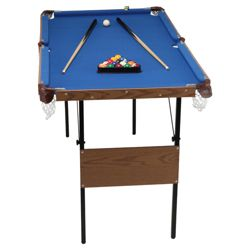 Debut Sport 4ft6in Pool Table