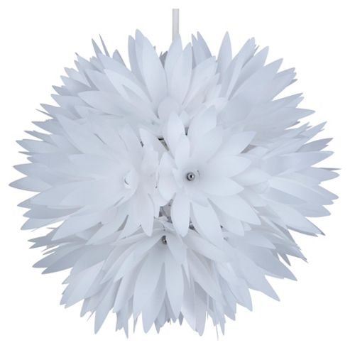 Tesco Lighting Waterlily Pendant Shade