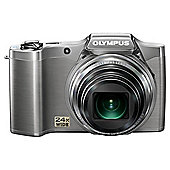 Olympus SZ-14 Digital Camera (Silver)