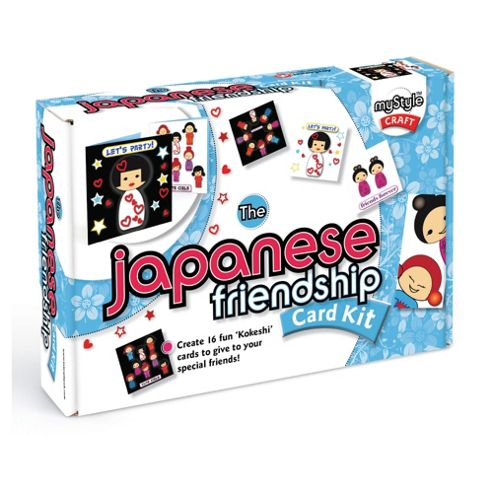 myStyle Japanese Friendship Cards