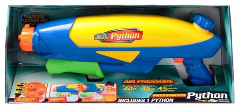 Buzz Bee Water Warriors Python Water Gun