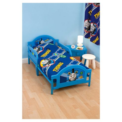 Character World Toddler Bed, Thomas the Tank Engine