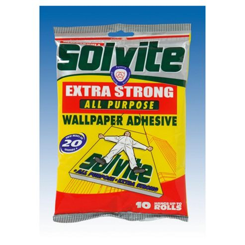 buy solvite wallpaper paste from our adhesives amp sealants