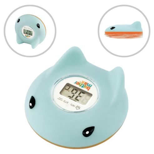 Brother Max Ray Bath & Room Digital Thermometer