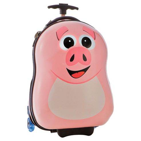 Pookie pig trolley case