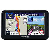Garmin nuvi 50 with UK and Ireland mapping