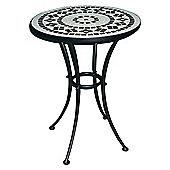 Palma Mosaic Bistro Table