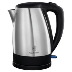 Russell Hobbs 17874 1.7 litre 3kw Belmont Brushed Stainless Steel Kettle.