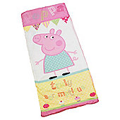 Peppa Pig Cupcake Kids' Sleeping Bag