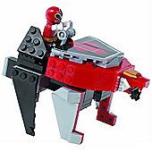 Mega Bloks Power Rangers Samurai Zords- Assortment – Colours & Styles May Vary