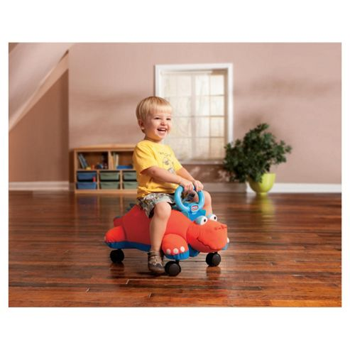 Little Tikes Pillow Racers Dino Ride-On