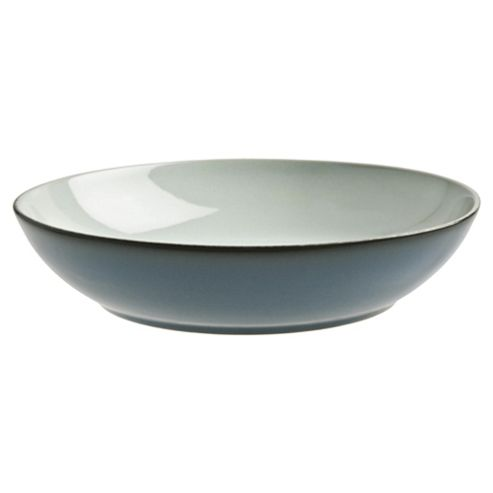 Denby Everyday 21.5cm Pasta Bowl, Cool Blue
