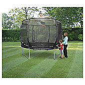 Plum Magnitude 10ft Trampoline & Enclosure