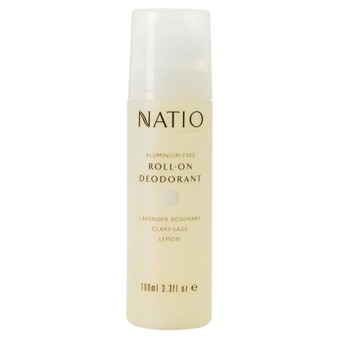 Natio Aluminium Free Roll on Deodorant