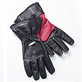 Bon-fire Leather Grilling Gloves in Size Medium