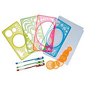 Super Spirals Activity Pack