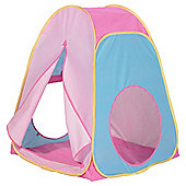 Worlds Apart Pop-out Tent, Pink