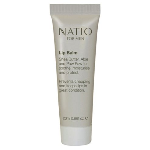 Natio For Men Lip Balm