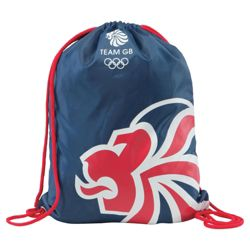 London 2012 Olympics Team GB Gym Bag, Blue