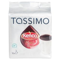 Tassimo Medium Roast Blend 16 X 8G