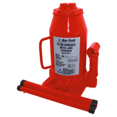 AM Tech 20 Ton Hydraulic Bottle Jack