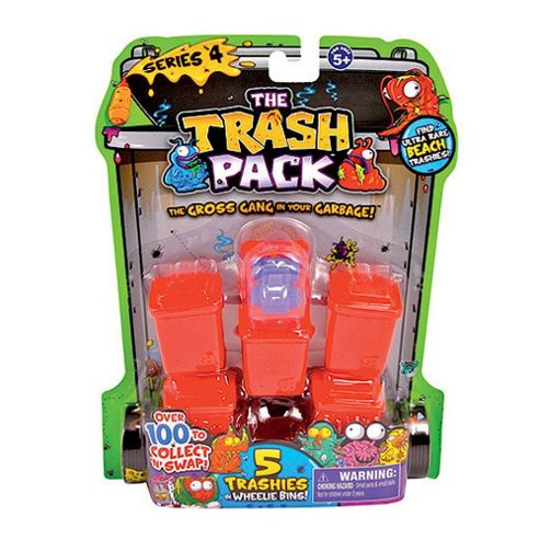 The Trash Pack Series 3 Trashies In Bin